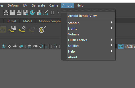 Enabling the Arnold Render Utility in Maya – IT Services